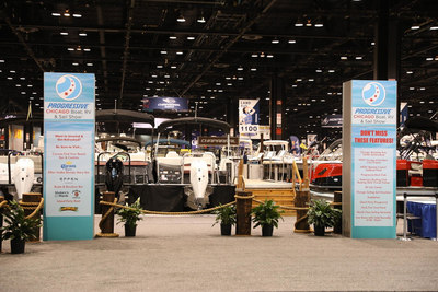 !! CANCELED !! CHICAGO BOAT, RV & SAIL SHOW 2021