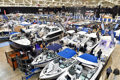 Cleveland Boat Show 2021